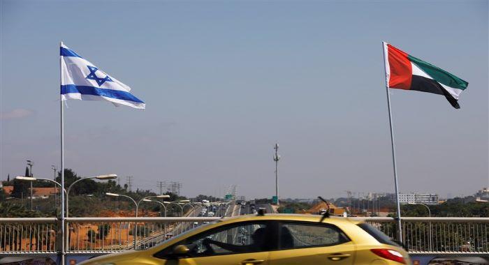 امارات ، اسرائیل دوستی کب, کیسے اور کہاں سے شروع ہوئی