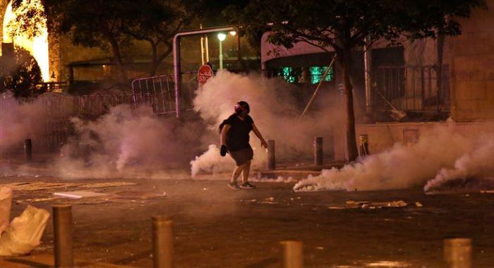 امریکا نے لبنان میں حکومت مخالف  احتجاج کی حمایت کر دی