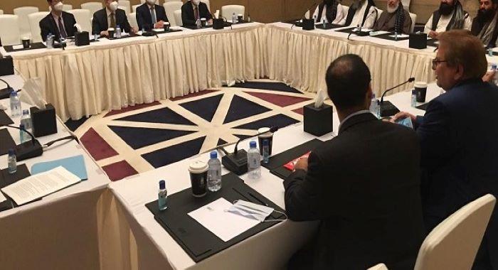طالبان اور چار ملکوں کے مابین اہم اجلاس آج دوحہ قطر میں منعقد ہوا