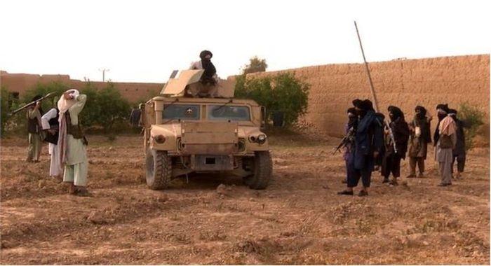 غزنی،لوگر و تخار فتوحات، پانچ ٹینک تباہ، 27 ہلاک