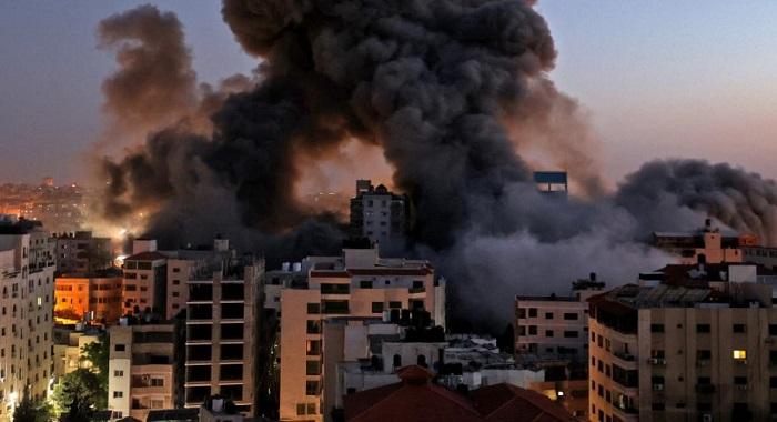 غزہ: شہید ہونے والے فلسطینیوں کی تعداد 139 تک جا پہنچی