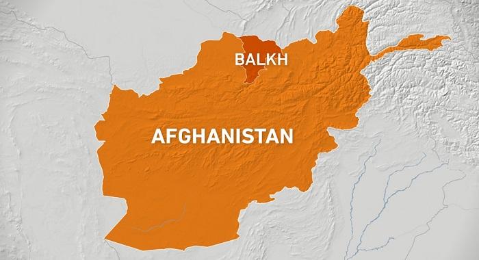 بلخ، فدائی حملہ، اعلی حکام سمیت 64 ہلاک، مراکز تباہ