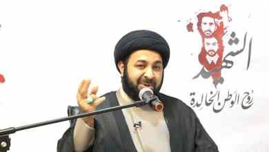 السيد السندي في كلمة ليلة السبت ١٤ ديسمبر: علينا أن نختار بين أن نكون مع الشهداء أو مع الركون للظلمة