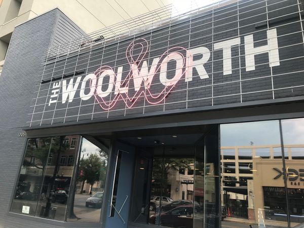 The Woolworth Recreation And Refreshment Opened In Late Summer Five Points South It Features