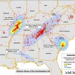 Alabama Shakes Small Earthquakes Are Common But Potential For A Big One Exists Al Com