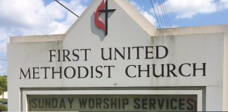 WATCH: Trussville First United Methodist Church in Alabama Closes After Pastor and His Family Test Positive for Coronavirus
