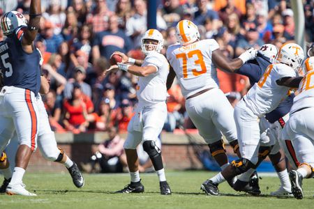 Tennessee v Auburn