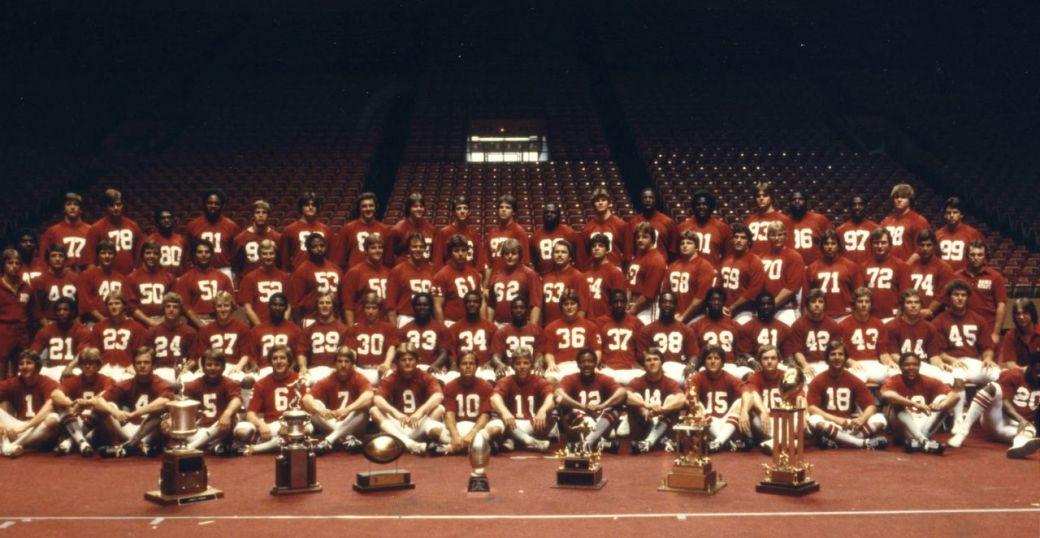 Alabama 1979 team