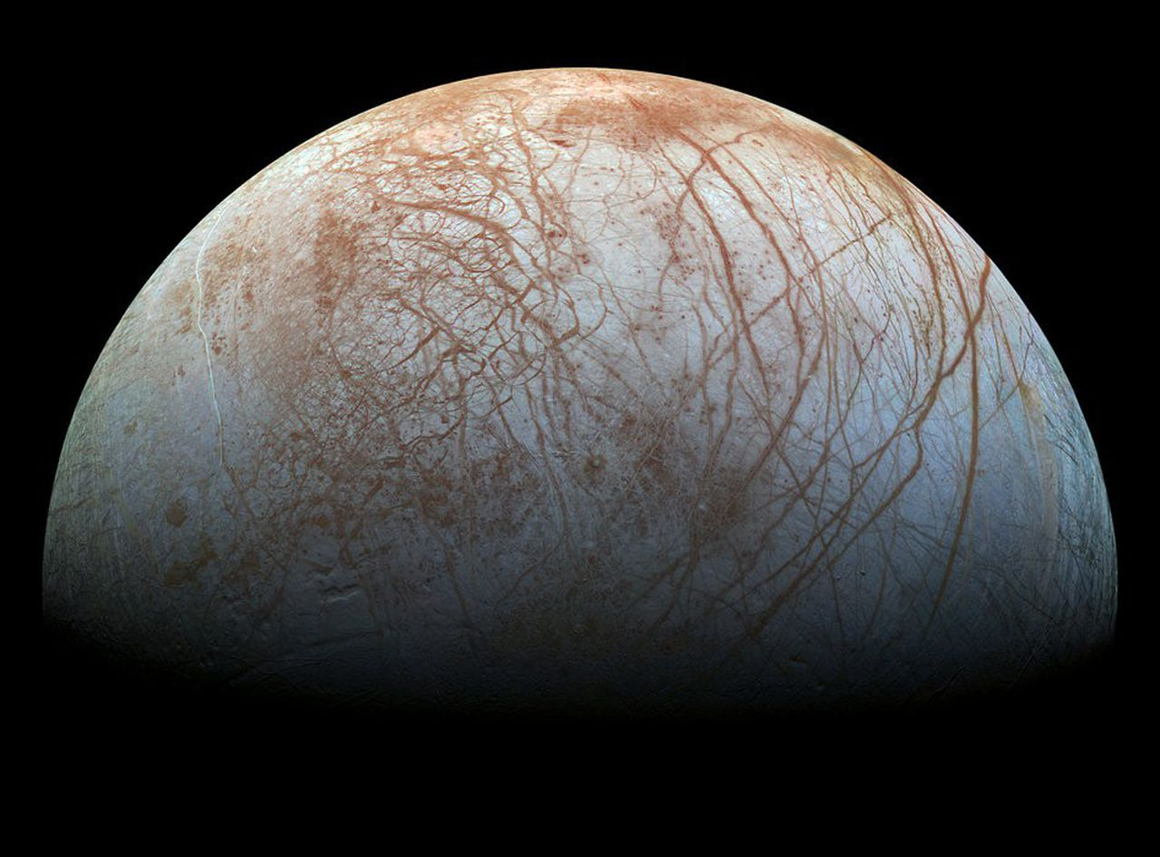 Europa S Stunning Surface A New Look At Jupiter S Frozen