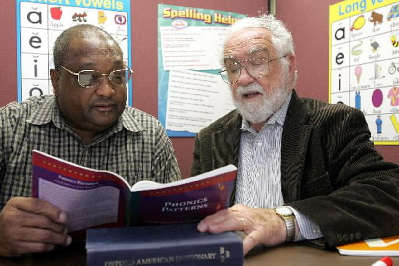 Program That Teaches Adults To Read Moves To Public