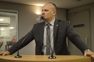 Cabo Gilberto é autor do projeto de Lei 1.683/2020