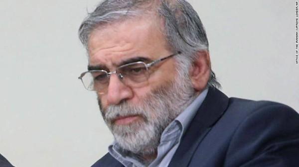 محسن فخري زاده
