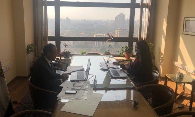 شارك مساعد وزير الخارجية للشؤون الأوروبية بدر عبد العاطي يوم السبت في المنتدى الإقليمي الخامس للاتحاد من أجل المتوسط