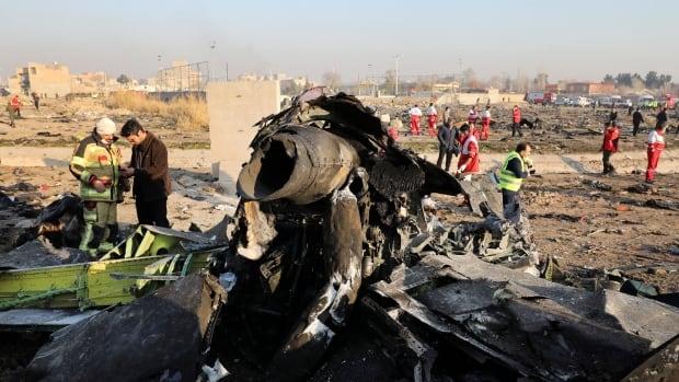 قال المدعي العام الإيراني إن 10 متهمين بإسقاط طائرة أوكرانيا