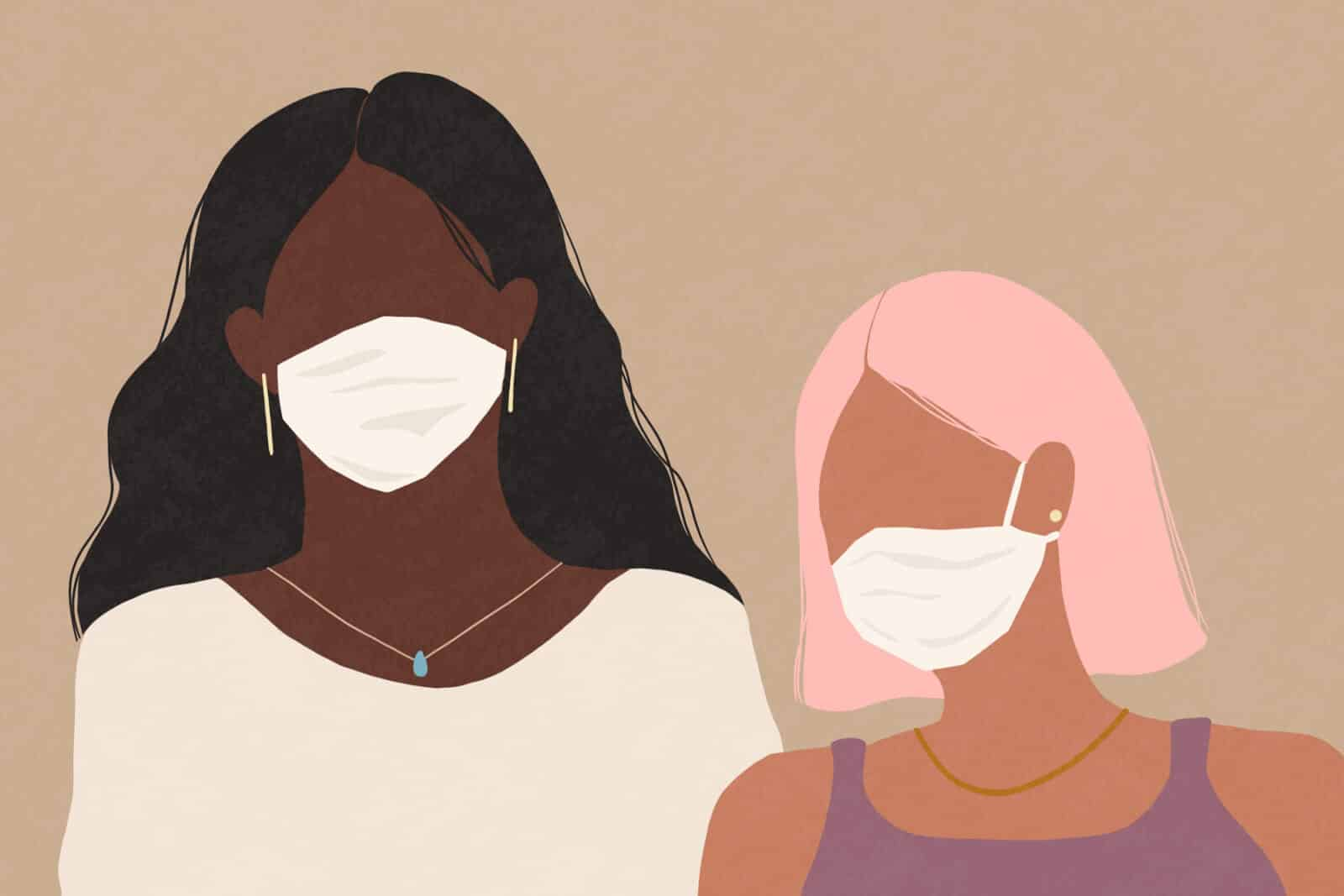 تشير استطلاعات الرأي إلى أن معظم الشباب الأمريكيين يتعاملون بجدية مع فيروس كورونا