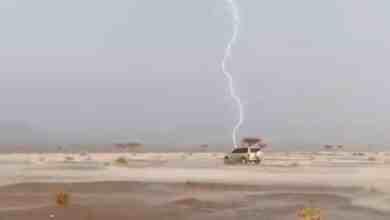 تنبيه بالطقس: الامارات تشهد امطارا غزيرة والبرد في الصيف - اخبار