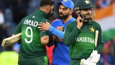 كأس العالم T20: دبي تستضيف مباراة الهند وباكستان في 24 أكتوبر - أخبار