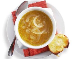 soupe d oignon