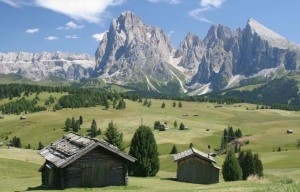 العيش في الجبال والبوادي