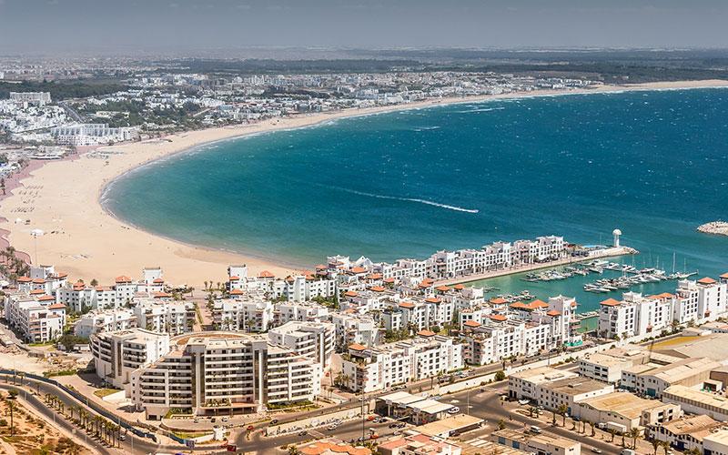 هذه أعداد الليالي السياحية التي قضاها المغاربة بوجهة سوس
