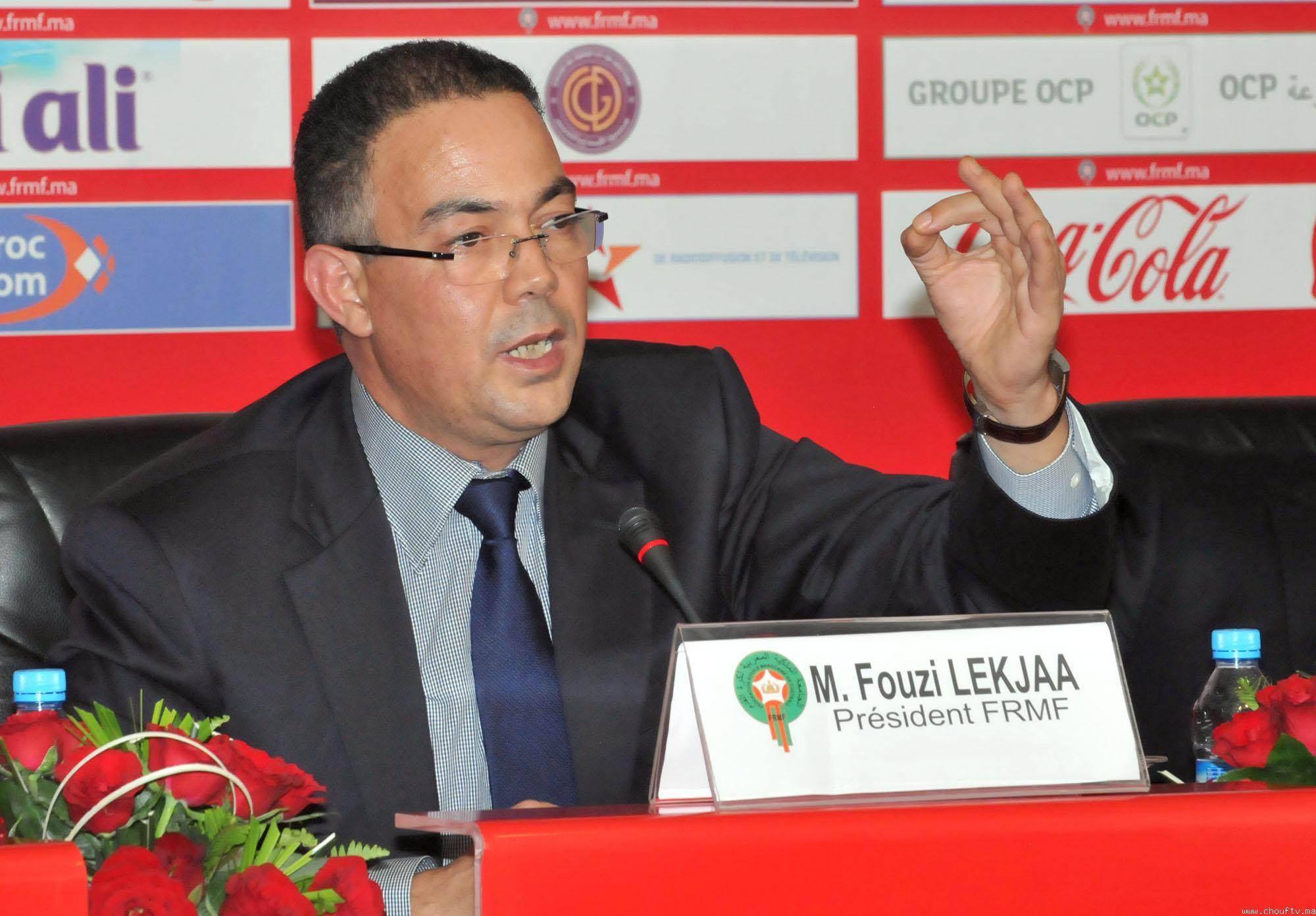 جامعة لقجع: كورونا لن تؤجل مباريات البطولة والأندية التي يتعذر عليها اللعب تعتبر منهزمة