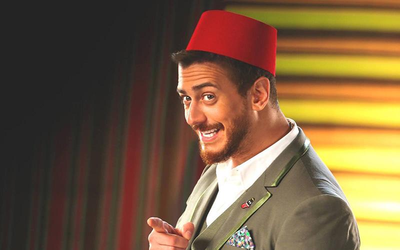 """سعد المجرد يفوز بجائزة """"أنغامي"""" من داخل زنزانته"""