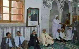 بوتفليقة يدخل مساجد الجزائر بقرار جمهوري !!