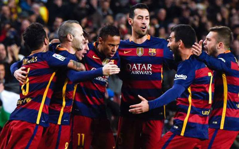 برشلونة يتطلع لإنقاذ موسمه ٲمام ٲلافيس في نهائي كأس الملك