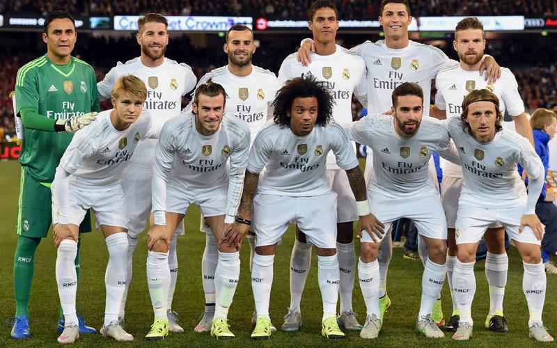 25 لاعبا في لائحة ريال مدريد لنهائي دوري الأبطال
