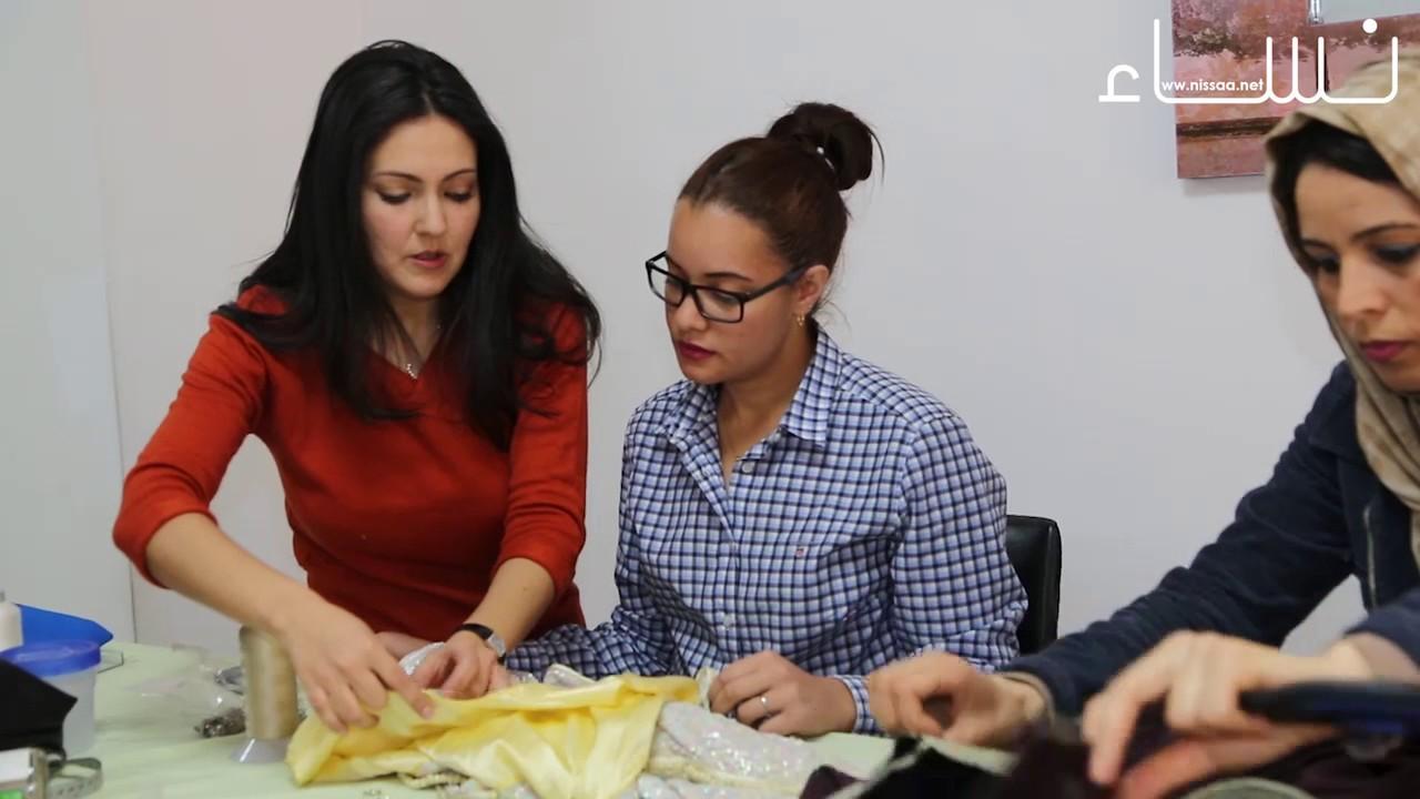 نادية بوطالب : تظاهرة قفطان أكبر تحدي للمصممين