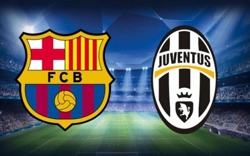 بث مباشر دوري أبطال أوروبا : مباراة برشلونة ويوفنتوس