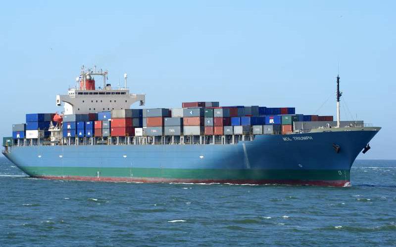 ميناء طنجة المتوسط يستقبل أضخم سفينة حمل البضائع في العالم