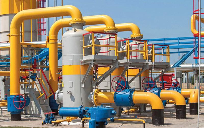 """""""سوند انرجي"""" تعلن وجود كميات من الغاز في تندرارة قد تصل إلى 880 مليار متر مكعب"""