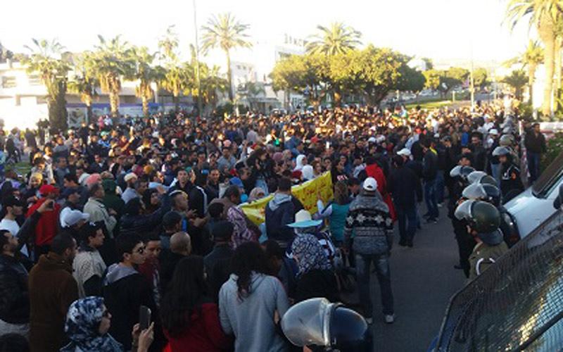 المبادرة المدنية لإنقاذ أكادير تخرج للشارع ثانية