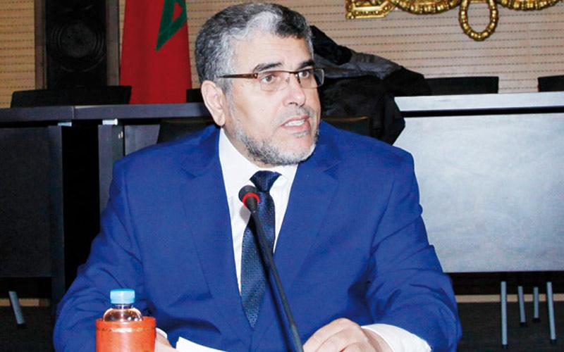 الرميد متزوج من زوجتين ويمثل المغرب في الأمم المتحدة لوقف تعدد الزوجات