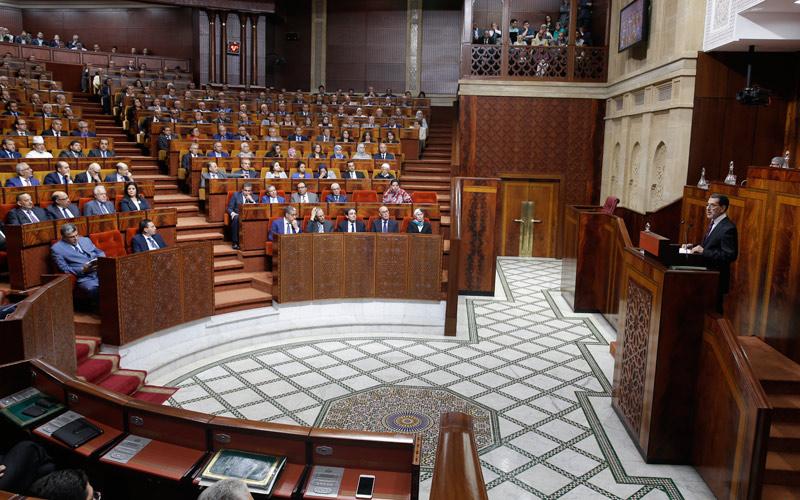 حكومة العثماني تحظى بثقة نواب الأمة باغلبية معتدلة