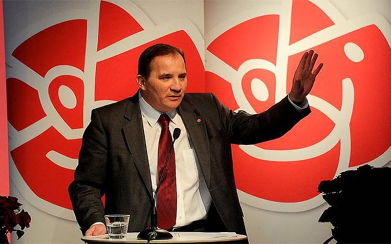 """الحزب الاشتراكي الديمقراطي السويدي يرفض الإعتراف بـ""""الجمهورية الوهمية"""""""