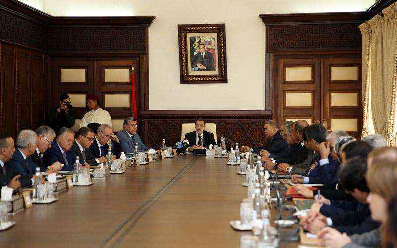 العثماني يقدم وصاياه لفريقه في أول مجلس حكومي