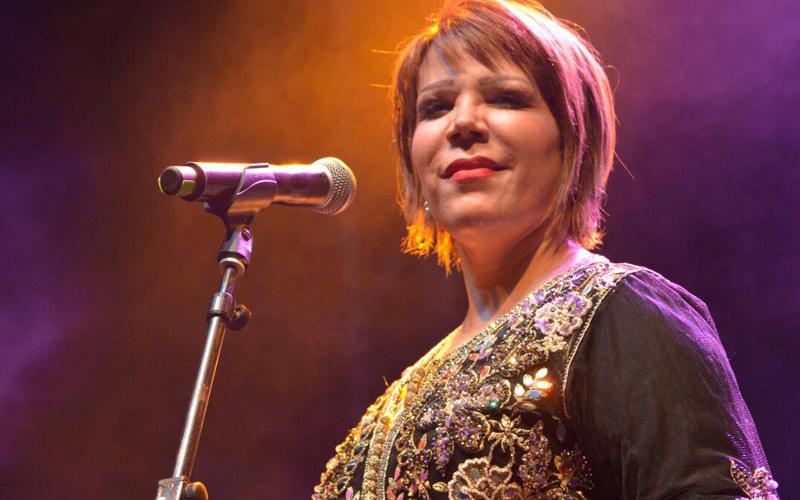 """""""سامية أحمد""""  تؤكد حضور الفن المغربي في أرخبيل إفريقيا وتُطرب في مهرجان """"أطلانتيك ميوزيك"""""""