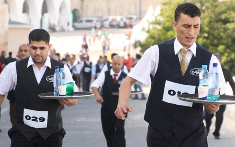 سباق النوادل يتوج نادلين في نسخته المغربية بطنجة