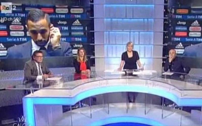 """قناة """"راي"""" الإيطالية تعتذر و توضح بخصوص واقعة تعرض بنعطية لإهانة عنصرية"""