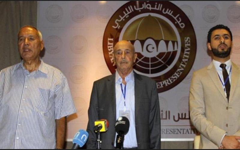 رئيس مجلس النواب الليبي يشيد بجهود الملك في تحقيق المصالحة بين مكونات الشعب الليبي