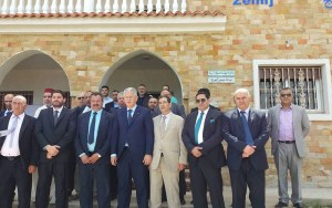 إقليم الفحص أنجـــرة: إنشاء المأوى السياحي للزميج لدعم السياحة بالمنطقة