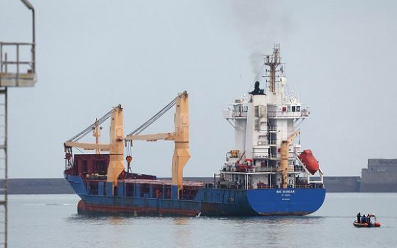 بعد جنوب إفريقيا.. بنما تحجز  سفينة أخرى محملة بالفوسفاط المغربي