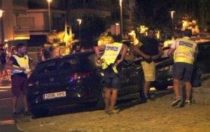 عملية ارهابية أخرى جنوب برشلونة