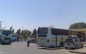 الموت يباغث سائق حافلة بين طنجة وتطوان