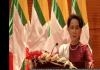 بعد الضغوطات زعيمة ميانمار توجه خطابا من داخل البرلمان