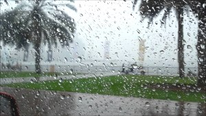 طقس الأحد. عودة الأمطار واستمرار الطقس الحار بهذه المناطق