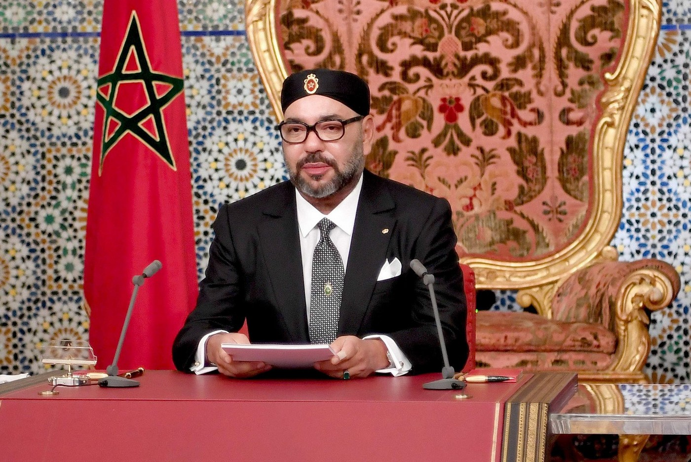 الأمم المتحدة تتفاعل مع مقترح الملك: نؤيد دائما لحوار معزز بين المغرب والجزائر