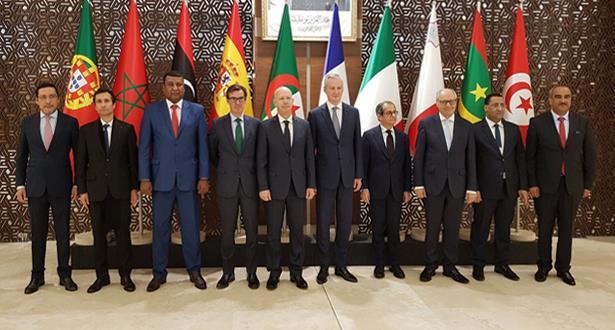 بنشعبون يترأس وفدا بالجزائر للمشاركة في اجتماع وزاري حول 'التمويل والاستثمار'